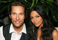 Matthew McConaughey and Camila Alves | Photo Credits: Jamie McCarthy/WireImage