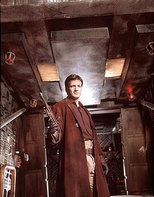 "Nathan Fillion Fox's ""Firefly"" Firefly"