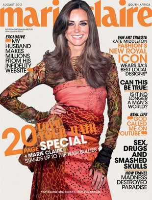 Kate Middleton en guerre contre la presse mode