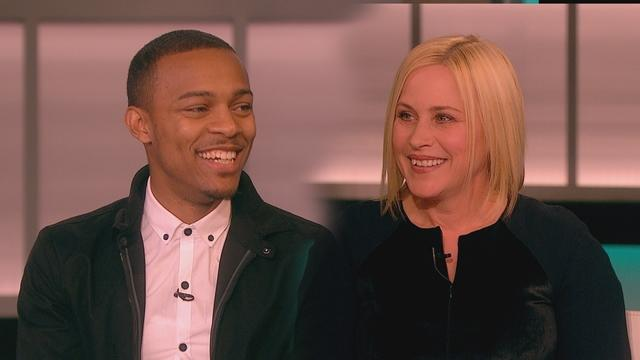 'CSI: Cyber' Stars Patricia Arquette & Shad Moss on Their Show's Timely Debut