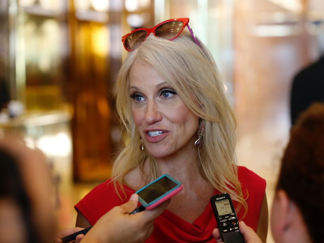 Trump campaign manager: The polls are wrong because we have 'undercover Trump voters'