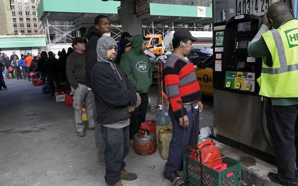 The Gas Shortage Should Be Over Soon
