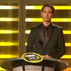 Sprint Cup Series Awards: Joey Logano