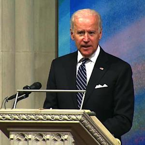 Biden: Mandela showed
