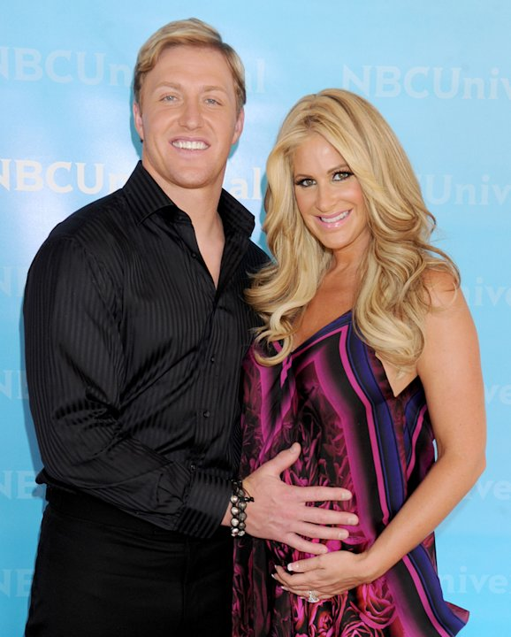 Kim Zolciak and Kroy Bier …