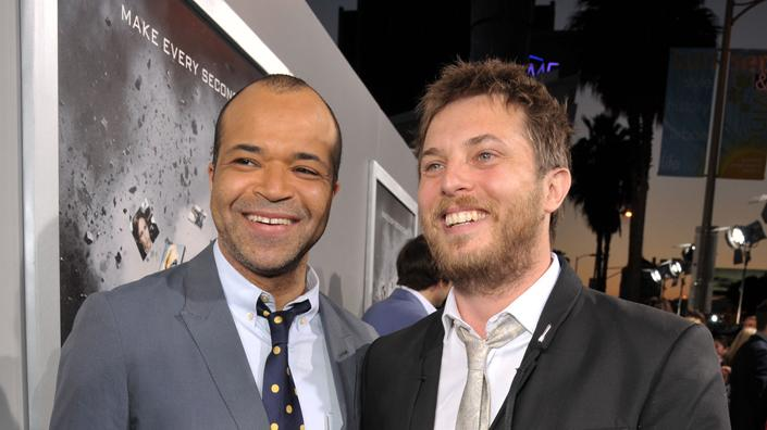 Source Code LA Premiere 2011 Jeffrey Wright Duncan Jones