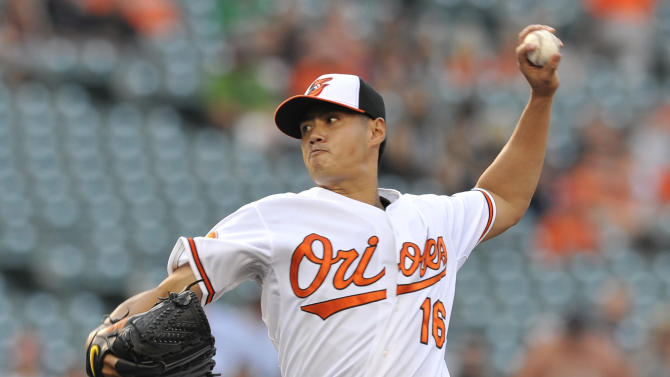 Davis hits 38th homer as Orioles beat Astros 4-3