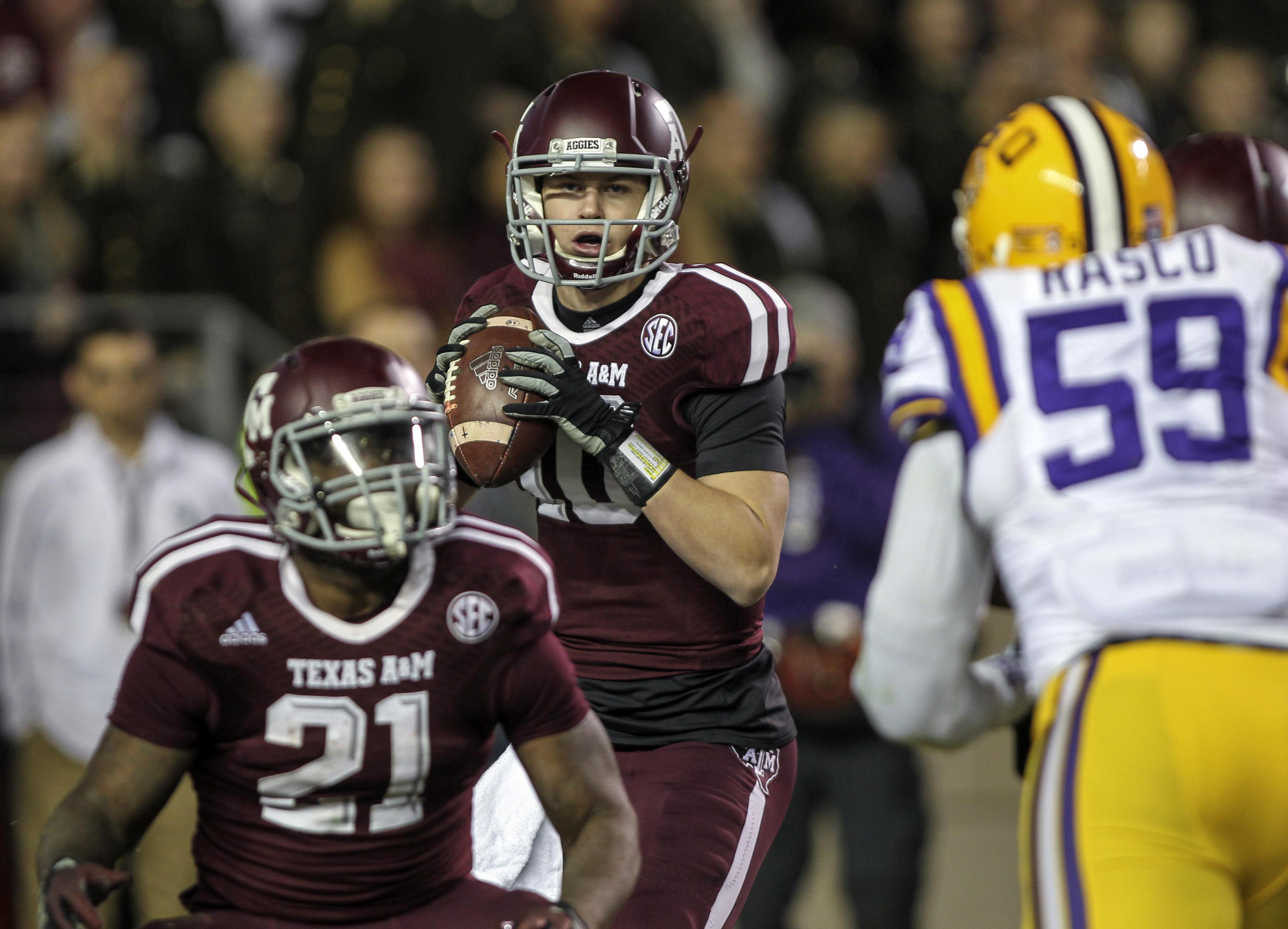 Liberty Bowl: West Virginia and Texas A&M should throw the ball a lot