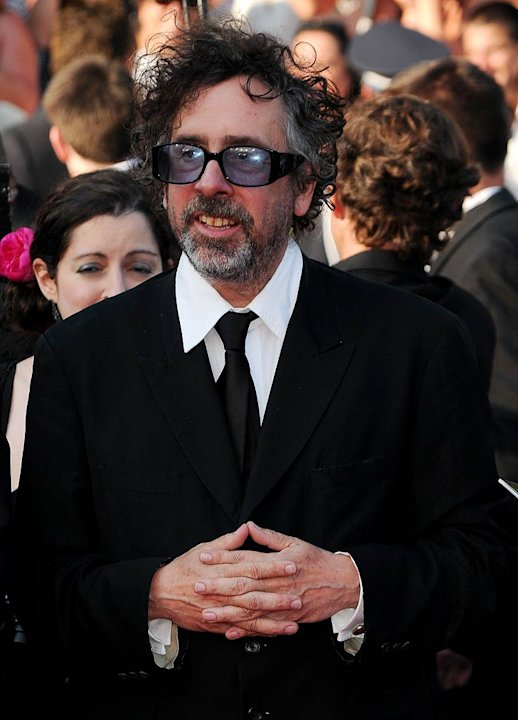 Tim Burton Cannes Film Festivl