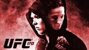 UFC 170 Gate and Attendance: 10,217 Spectators Witness Rousey's First TKO Win