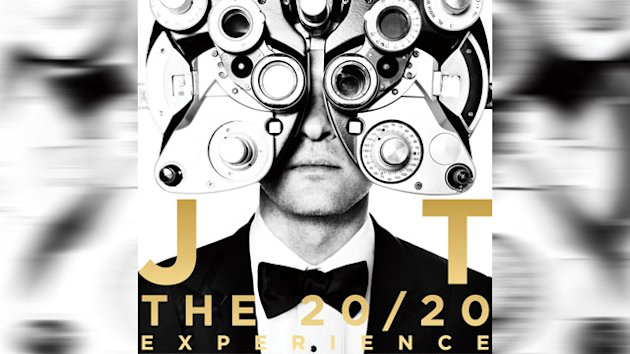 Timberlake Reveals New Album Cover, Tracklisting