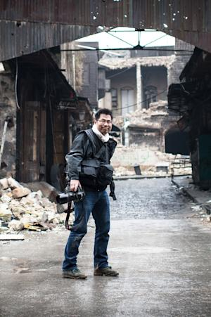 Photographer killed in Syria spoke of adrenaline