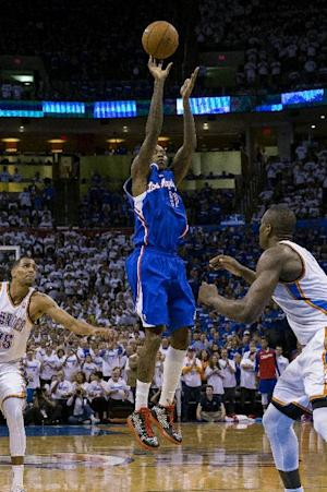 Jamal Crawford of Clippers wins NBA Sixth Man