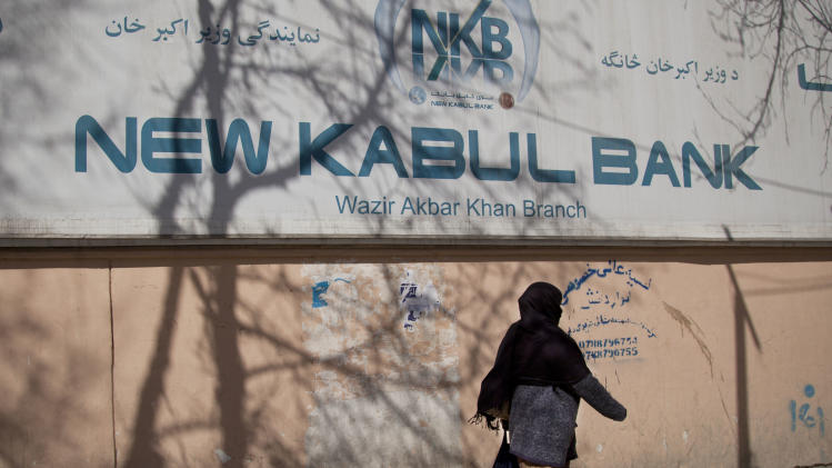 Afghan court slaps prison time on Kabul Bank execs