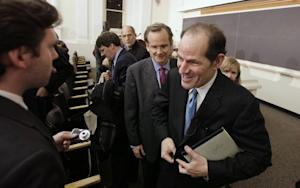 Eliot Spitzer Is Out of a Job (Again)
