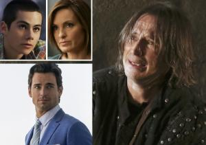 Matt's Inside Line: Scoop on Once Upon a Time, SVU, Scandal, Teen Wolf, White Collar and More!