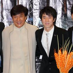 Jackie Chan Is Embarrassed Over Son's Drug Charges