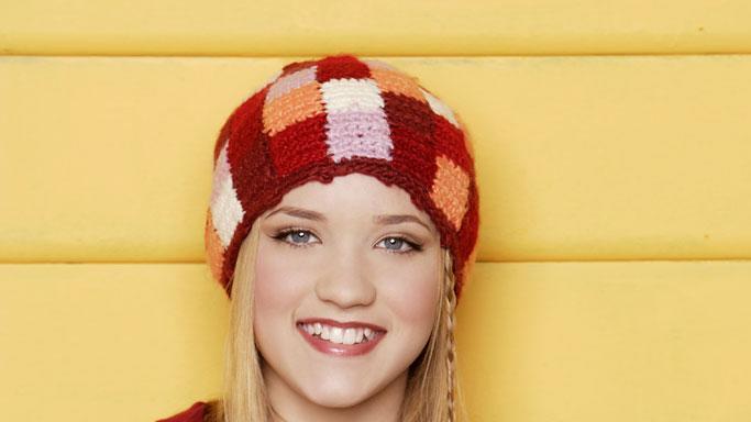 "Emily Osment stars as ""Lilly Truscott"" and ""Lola Luftnagle"" in Hannah Montana."