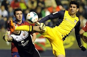 Diego Costa to savor 'special' Spain debut at the Vicente Calderon