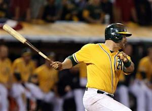 MLB: ALDS-Detroit Tigers at Oakland Athletics