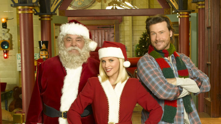 """Santa Baby 2: Christmas Maybe"" on ABC Family Friday, 12/21 at 3pm"
