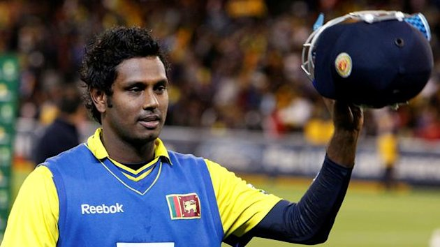 Angelo Mathews (Reuters)