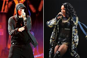 Eminem and Rihanna Join Forces for 'Monster Tour'