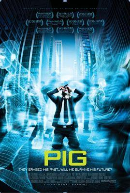 Comic-Con: Kino Lorber Label Picks Up Sci-Fi Thriller 'Pig'