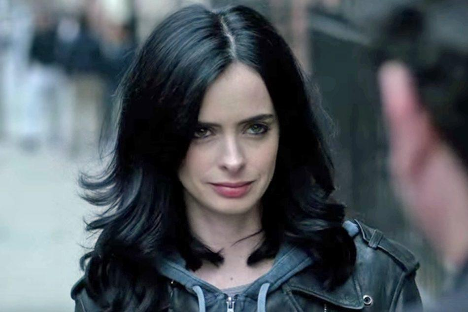 Krysten Ritter just spilled details on Jessica Jones' relationship with Daredevil, and we're feeling a 'ship launch