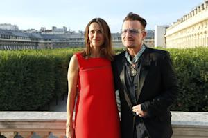 Bono Receives France's Highest Culture Award