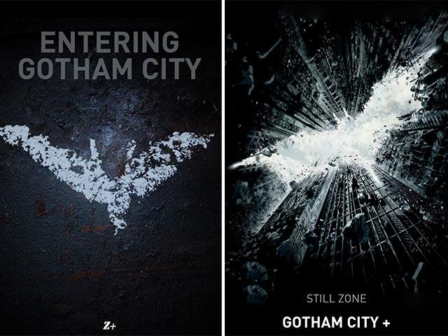 iPhone App Lets You Live Inside 'The Dark Knight Rises'