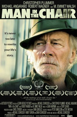 Christopher Plummer stars in Outsider Pictures' Man in the Chair
