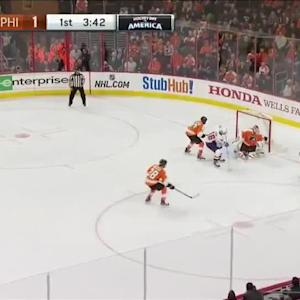 Washington Capitals at Philadelphia Flyers - 02/22/2015