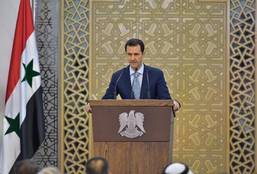Assad says Russian failure in Syria would 'destroy' Mideast
