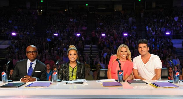 X Factor USA judges