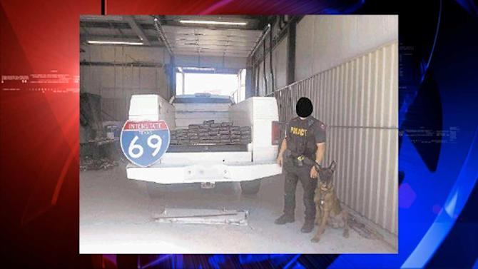 Fort Bend officers seize over $1 million in cocaine bust
