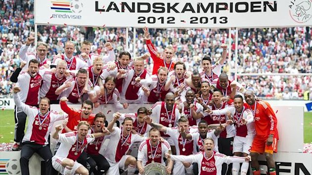 FOOTBALL 2013 Ajax Amsterdam - Champions