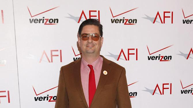 Roman Coppola attends the 13th Annual AFI Awards Luncheon at the Four Seasons Hotel Los Angeles at Beverly Hills on Friday, January 11, 2013 in Los Angeles. (Photo by Todd Williamson/Invision/AP)