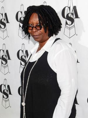 Whoopi Goldberg Slammed for Tweet About 'Massacred' Palestinians