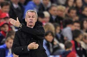 Hitzfeld tips Bayern to win Champions League final