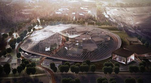 Curbed SF: Google's Futuristic HQ Plan Is Back, It's Just Smaller