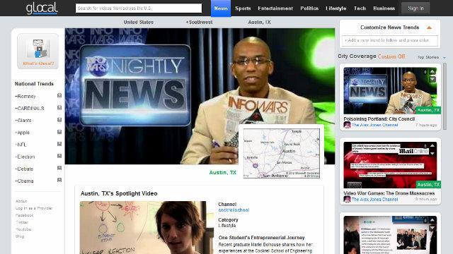 Glocal Wants to Be the Hulu of Local News Videos