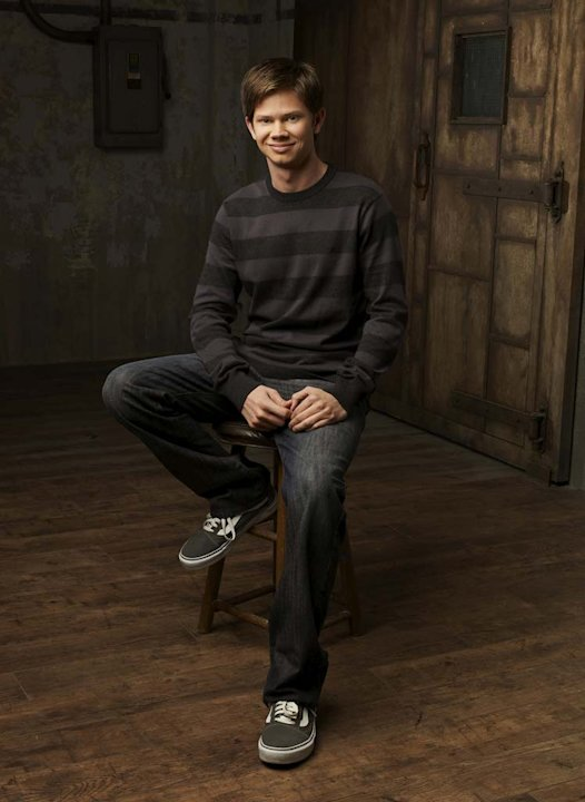 Lee Norris as Mouth on One Tree Hill.