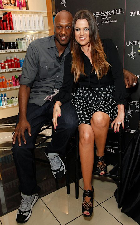 Khloe Kardashian, Lamar Odom