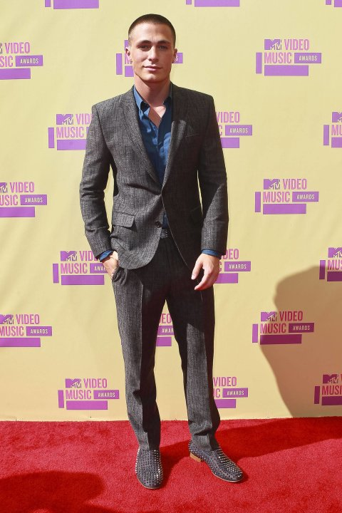 Colton Haynes 2012 MTV Video Music Awards, held at the Staples Center - ArrivalsLos Angeles, California - 06.09.12Mandatory Credit: FayesVision/WENN.com
