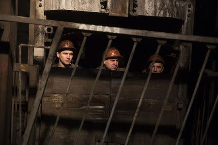 Ukraine's coal pits: dangerous in peace time, deadlier in war