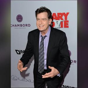 Charlie Sheen Took Vicodin & Punched Through A Wall While Getting His New Ink Done In Mexico
