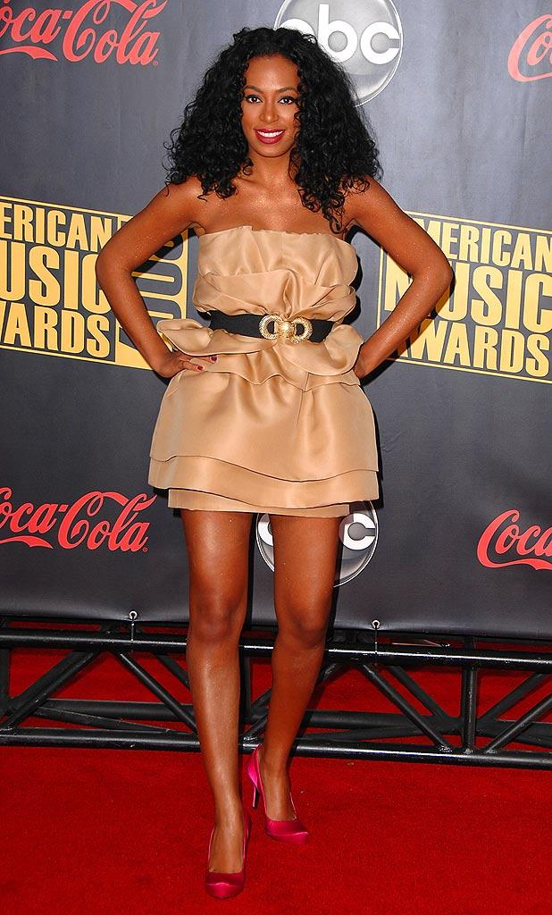 Knowles Solange AMA Awards