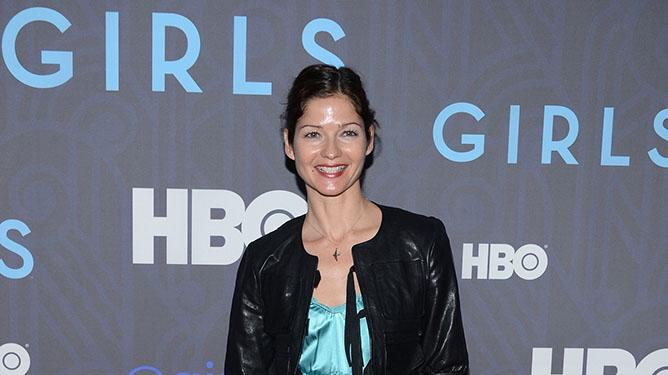 "HBO Hosts The Premiere Of ""Girls"" Season 2 - Arrivals"