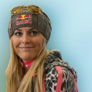 Vonn Partially Tears Repaired Knee Ligament